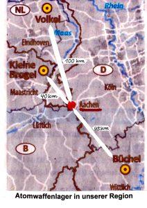 Atomwaffenlager in der Region (2)