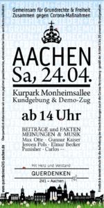 210424 Kundgebung 241 Aachen
